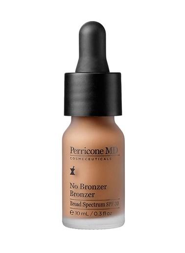 Perricone MD No Bronzer Bronzer Renksiz